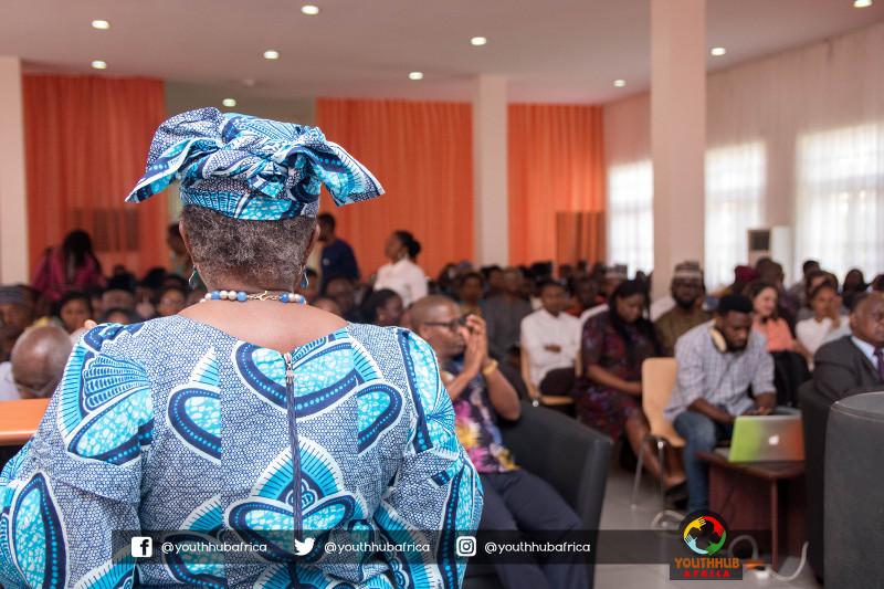 """AUST Hosts 2nd Reading of Dr. Okonjo-Iweala's """"Fighting Corruption Is Dangerous"""""""
