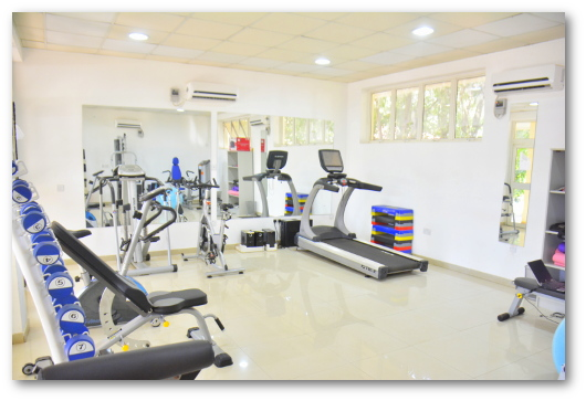 AUST Gym
